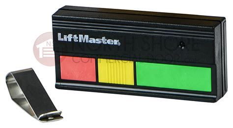 Liftmaster Garage Door Opener 33lm 3 Button Open Close Liftmaster Garage Door Closes Then Opens