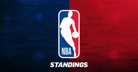 Www Mba Standing by Nba Standings Nba