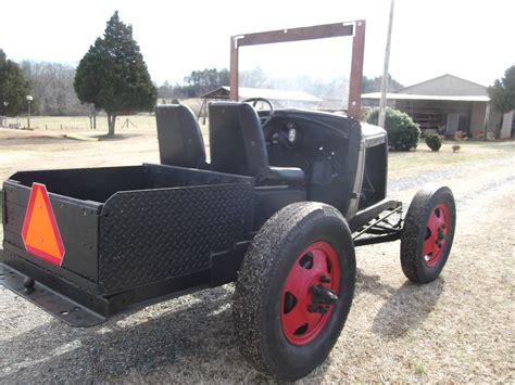1932 Ford Model Quot B Quot Doodlebug