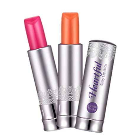 Lipstik Silky heartful silky lipstick 3 8g