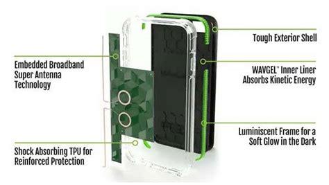 firefly iphone case   built  antenna   connectivity gadgetsin