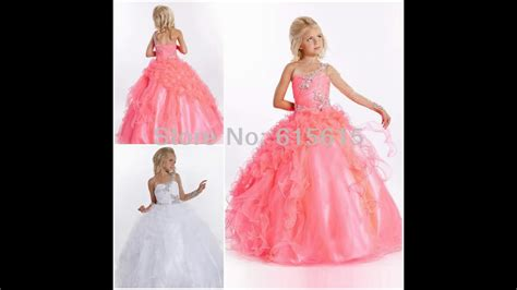 imagenes de vestidos para nenas de 11 a 14 aos vestidos de fiesta muy bonitos para ni 241 a youtube