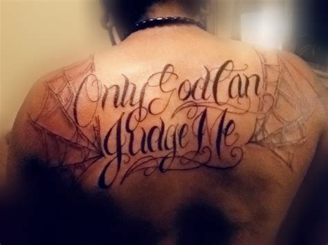 only god can judge me tattoos quot only god can judge me quot by brittneystar on deviantart