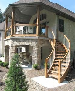 Front Staircase Design Best 25 Exterior Stairs Ideas On Entrance Design Contemporary Landscape And Front