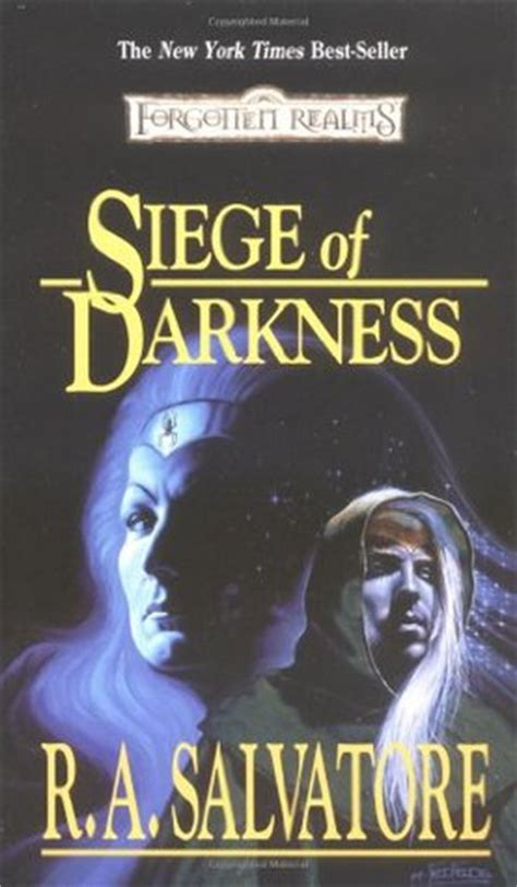 siege of darkness forgotten 1560768886 siege of darkness forgotten realms legacy of the drow 3 legend of drizzt 9 by r a