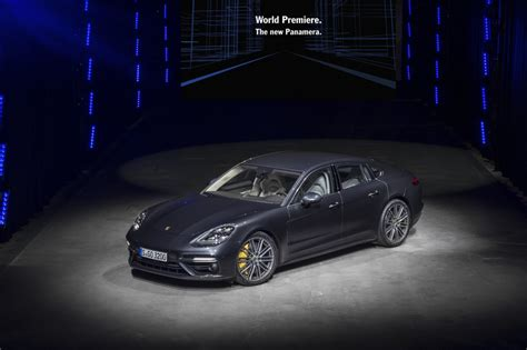 porsche panamera 2016 white porsche panamera turbo 2016 world automobile china