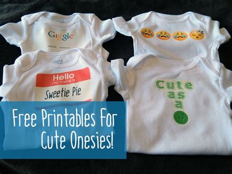Diy Onesie Baby Shower by Diy Onesies For Baby Shower Gifts Free Iron On