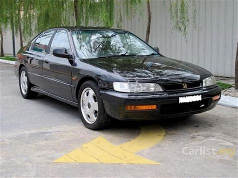 how to sell used cars 1997 honda accord instrument cluster honda accord 1997 exi 2 2 in melaka automatic sedan black for rm 8 500 3723670 carlist my