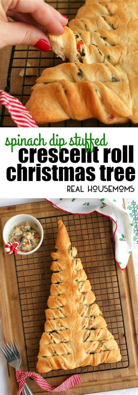 christmas tree spinach dip recipe 1000 images about crescent roll recipes on cheeses crescent rolls and