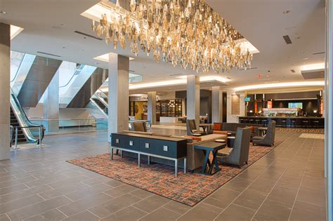 college park s new hotel opens with four restaurants