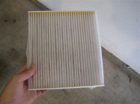 2012 Toyota Camry Filter 2012 2016 Toyota Camry Cabin Air Filter Replacement Guide 012