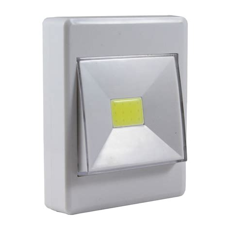 promier pivot on off cordless light switch cob led switch