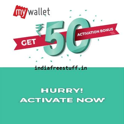 bookmyshow login free rs 50 wallet balance on activating bookmyshow mywallet