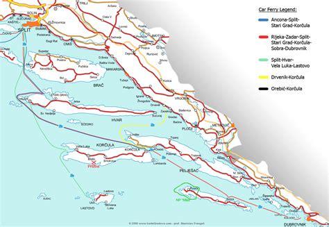ferry boat zadar pula croatia ferry network split croatia travel guide