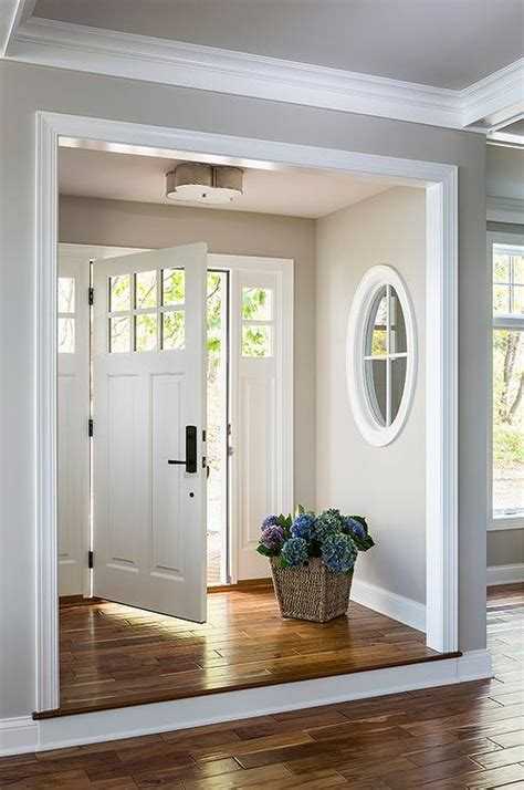 foyer nook  basil flush mount transitional