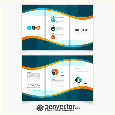 editable brochure templates powerpoint free microsoft office