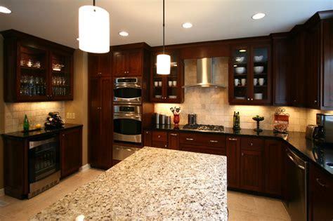 Small Elegant Kitchen Remodels   Contemporary   Kitchen