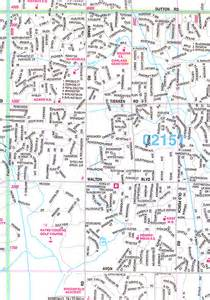 Cities Near Pontiac Mi Pontiac Michigan And Oakland County Wall Map Up