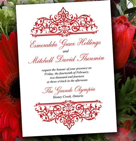 Formal Invitation Templates Free by Formal Invitation Template 31 Free Sle Exle