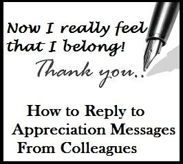 reply to client appreciation letter appreciation messages reply to appreciation messages