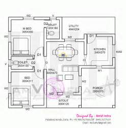 home design free 900 sq free single storied house home kerala plans