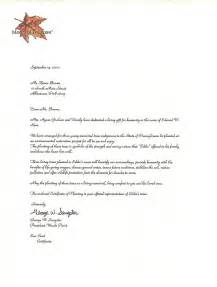 Business Letters For All Occasions A Dedicated Gift Tree For All Occasions