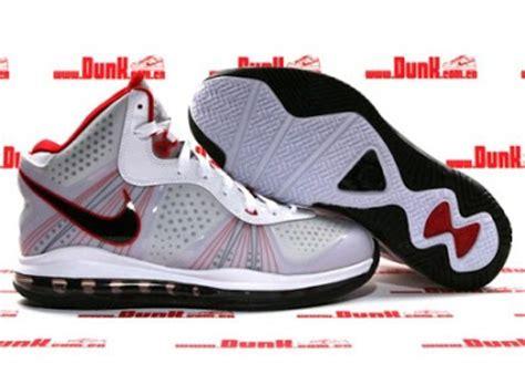 Sepatu Basket Adidas D 8 Black sepatu basket nike lebron 8 v2 white sport black