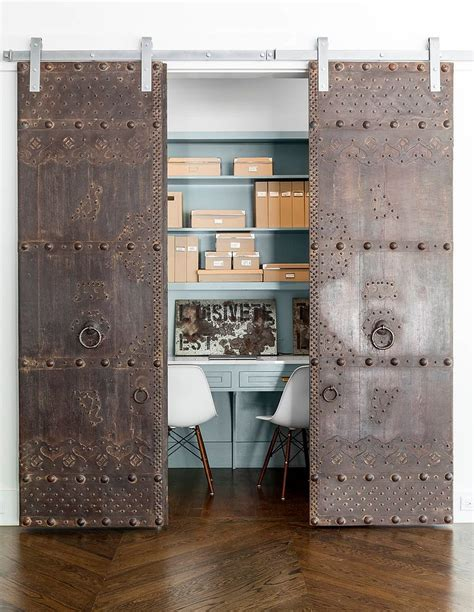 Doors For A Home 20 Home Offices With Sliding Barn Doors
