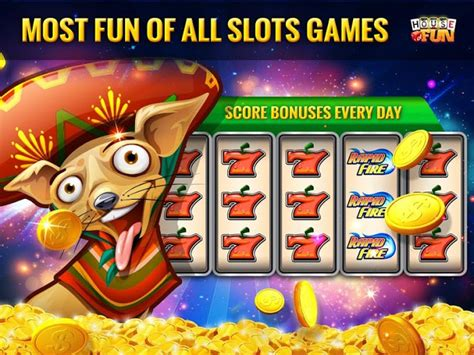 House Of Fun Slot Machines On Pc And Mac With Bluestacks Android Emulator