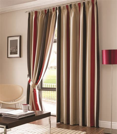 striped curtains vertical striped curtains furniture ideas deltaangelgroup