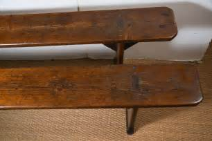 antique bench antique wood bench at 1stdibs