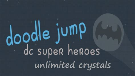 doodle jump unlimited coins doodle jump dc heroes unlimited crystals 2015