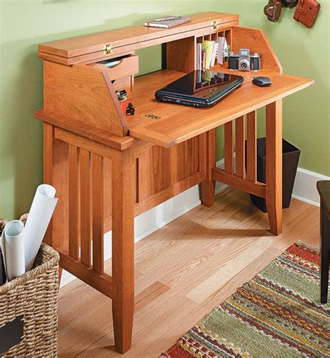 notebook computer desk woodworking plan woodworking desk