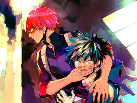 anime id boku no hero academia boku no hero academia my hero academia wallpaper