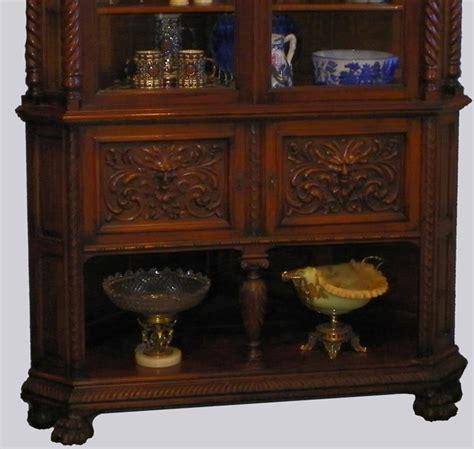 antique corner china cabinet bargain s antiques 187 archive antique