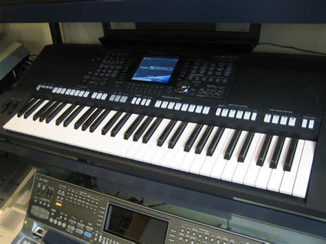 Keyboard Yamaha Psr S950 Di Malaysia yamaha psr s950 incl 7 package