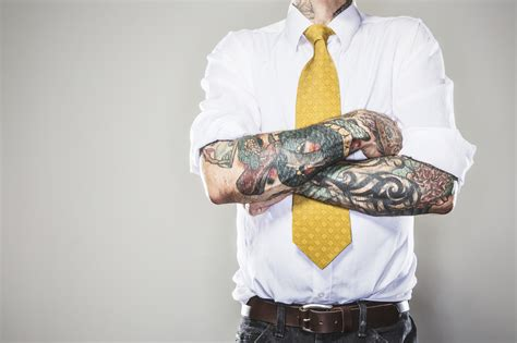 tattoos in the workplace discrimination ism where meets employment discrimination