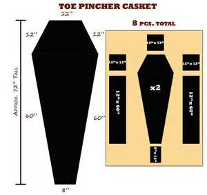 Bookcase Woodworking Plans Patterns by Halloween Coffin Plans Submited Images