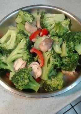 resep brokoli enak  sederhana cookpad