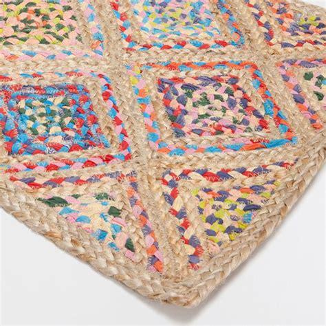 alfombra de yute accesorios para decoraci 243 n boho alfombras de yute o