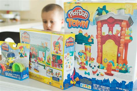 Play Doh Town Boy B5979 play doh town creative playsets made to be a momma