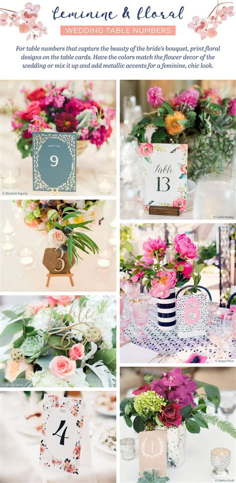 Wedding Table Numbers by 28 Stunning Wedding Table Number Ideas Ftd