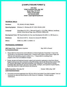 Programmer Resume Examples Computer Programmer Resume Examples To Impress Employers
