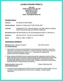 Sample Resume For Computer Programmer programmer resume entry 324x420 computer programmer resume example