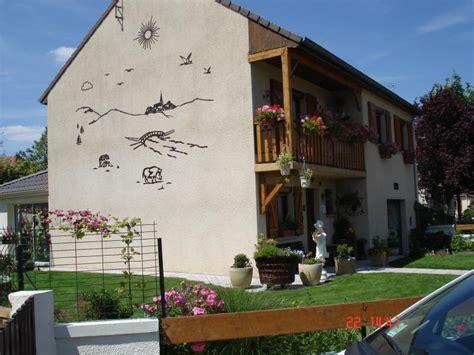 Motif Sur Facade De Maison by Acb A Coeur Bois Les Arts De Faade Dcorations De L