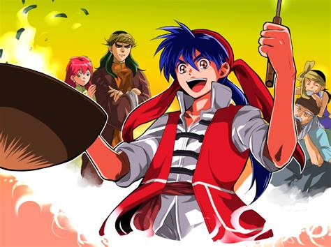 Serial Silat Master Cooking Boy cooking master boy free anime wallpaper site