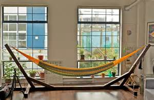 Featured project hammock stand