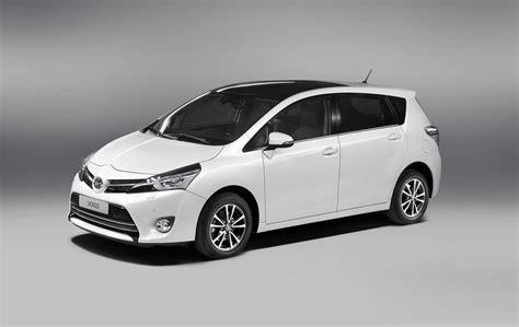 Toyota Mini New 2013 Toyota Verso Seven Seater Mini Mpv Gets Fresh
