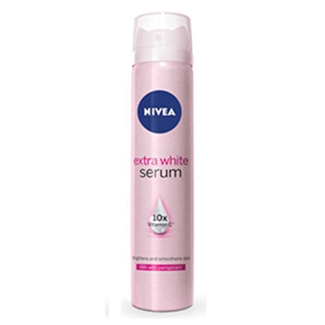 Nevia Serum Whaitening 100 ml nivea white serum 10 x vitamin c whitening deodorant spray ebay