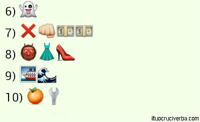 Titoli Film Emoji | il gioco dei titoli dei film con gli emoticon di whatsapp